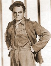 "James Cagney - Hands On Hips - 11"" x 14"" Print"