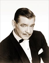 "Clark Gable - Close Up - 11"" x 14"" Print"