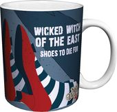Wizard Of Oz - Shoes To Die For 11 oz. Boxed Mug