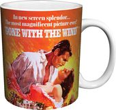 Gone With The Wind - Flames 11 oz. Boxed Mug