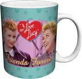 I Love Lucy - Friends Forever 11 oz. Boxed Mug