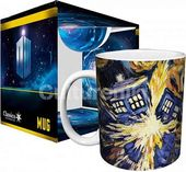 Doctor Who - Exploding Tardis - 11 oz. Ceramic Mug