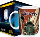 Doctor Who - Dalek To Victory - 11 oz. Ceramic Mug