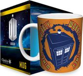 Doctor Who - Wibbly Wobbly Timey Wimey - 11 oz.