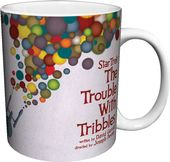 Star Trek - Trouble With Tribble 11 oz. Boxed Mug
