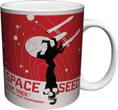 Star Trek - Space Seed 11 oz. Boxed Mug