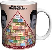 Parks And Recreation - Swanson Pyramid 11 oz.