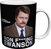 Parks And Recreation - Ron F. Swanson 11 oz.