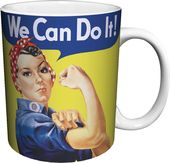 Rosie The Riveter - We Can Do It 11 oz. Boxed Mug