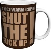 Shut The F*ck Up 11 oz. Boxed Mug