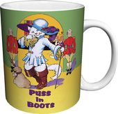 Classic Book Covers - Puss In Boots 11 oz. Boxed