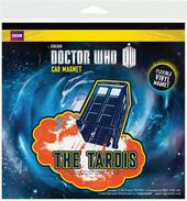 Doctor Who - Tardis - Taking Off Car Magnet
