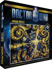 Doctor Who - Exploding Tardis - Jigsaw Puzzle