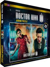 Doctor Who - Centre of the TARDIS - Jigsaw Puzzle