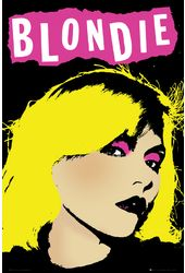 "Blondie - Pop Art - 24"" x 36"" Poster"