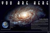 "You Are Here - 24"" x 36"" Poster"