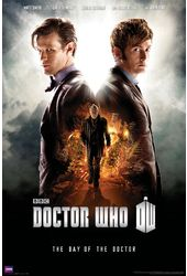 "Doctor Who - Day Of The Doctor - 24"" x 36"" Poster"