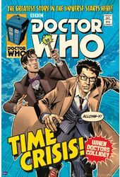 "Doctor Who - Time Crisis Comic Cover - 24"" x 36"""