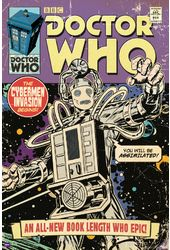 Doctor Who - Cybermen Invasion Comic Cover - 24""