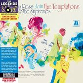 Diana Ross & the Supremes Join the Temptations