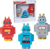 Robot Ornaments (Boxed Set of 3)