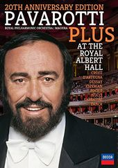 Pavarotti Plus: At the Royal Albert Hall