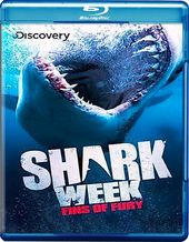 Shark Week: Fins of Fury (Blu-ray)