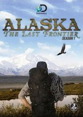 Alaska: The Last Frontier - Season 1 (3-DVD)