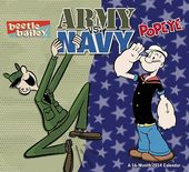 Army vs. Navy / Beetle Bailey vs. Popeye - 2014