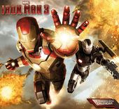 Marvel Comics - Iron Man 3  - 2014 Calendar
