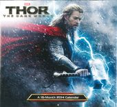 Marvel Comics - Thor - The Dark World Thor - 2014