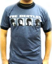 The Beatles - Squares - T-Shirt