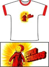 Curious George - Super Curious - T-Shirt