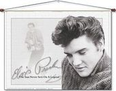 Elvis Presley - The Sun Never Sets - Wall Canvas