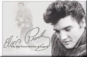 Elvis Presley - The Sun Never Sets On A Legend -