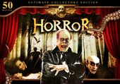 Horror: 50-Movie Collection (8-DVD)