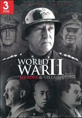 WWII - World War II: Heroes & Villains [Box Set]
