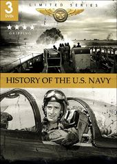 History of the U.S. Navy [Box Set] (3-DVD)