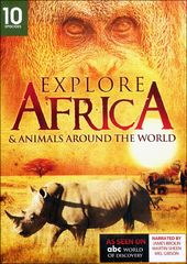 Explore Africa: 10-Documentary Collection (3-DVD)