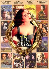 Great Cinema: 15 Movie Collection (2-DVD)