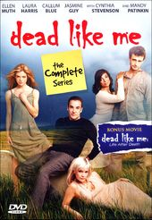 Dead Like Me - Complete Series (With Bonus Movie)