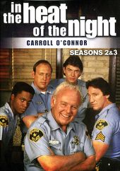 In the Heat of the Night - Season 2 & 3 (7-DVD)