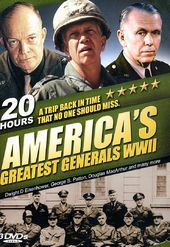 WWII - America's Greatest Generals (3-DVD)