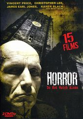 Horror: Do Not Watch Alone - 15-Film Collection