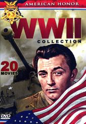 WWII War Movies: 20-Film Collection (4-DVD)
