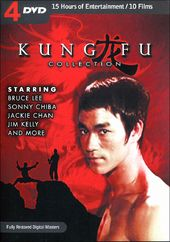 Kung Fu: 10-Film Collection (4-DVD)