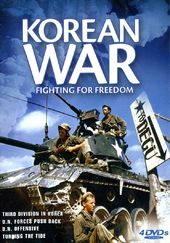Korean War: 20 Documentary Collection (4-DVD)