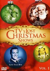 TV's Lost Christmas Shows - Volume 1