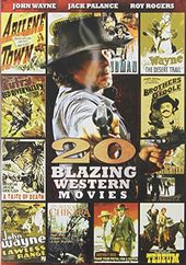20 Blazing Western Movies (3-DVD)