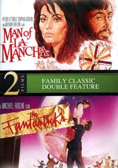 Man of La Mancha / The Fantasticks (2-DVD)